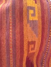 Zapotec rug motif